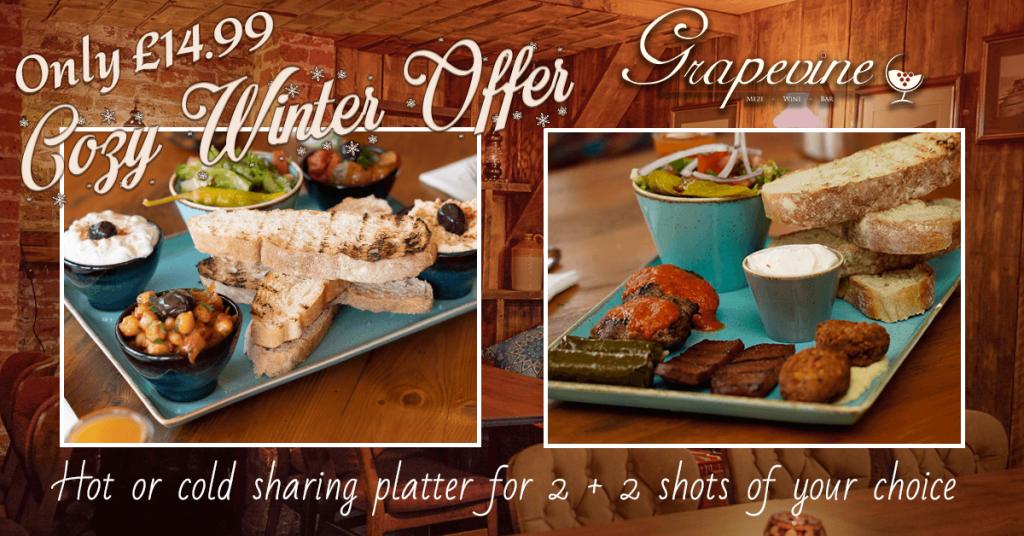 Festive Platter for Two